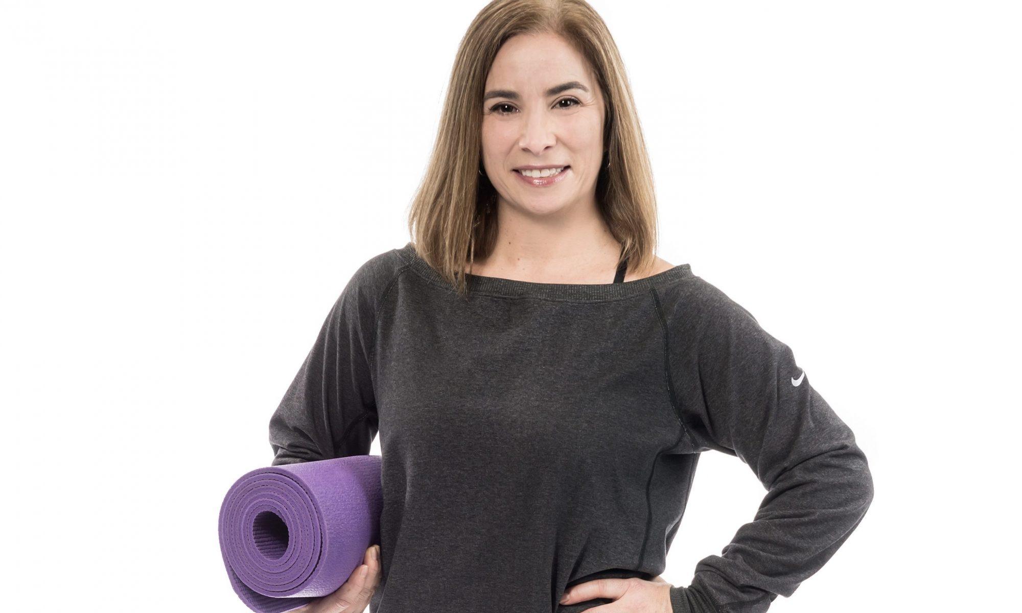 Nadia Vani : Née pour enseigner à bouger