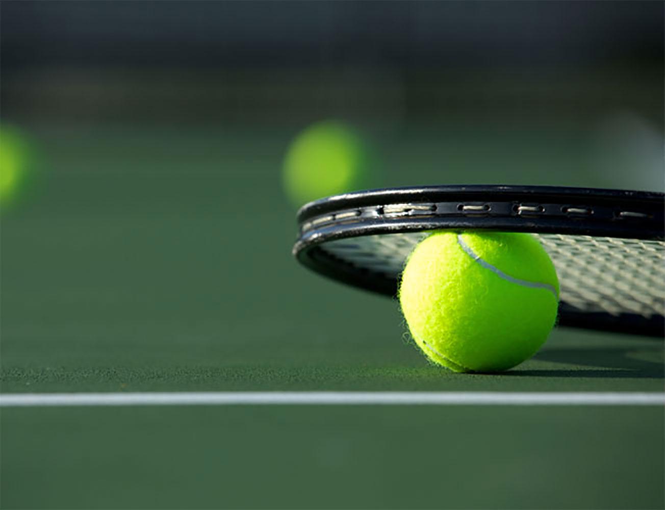 Les terrains de tennis du Centre Multisports font peau neuve