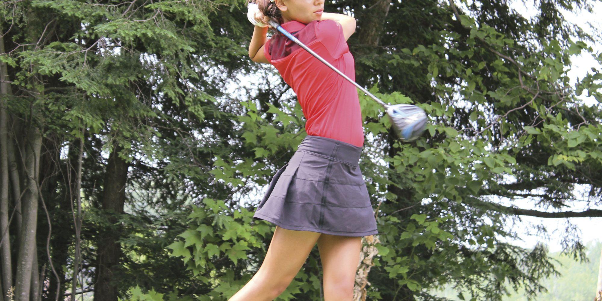 Céleste Dao, golfeuse : La jeune fille qui savait frapper la balle