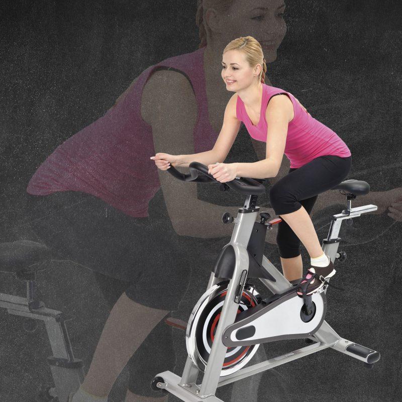 Le cardio-vélo toujours très tendance