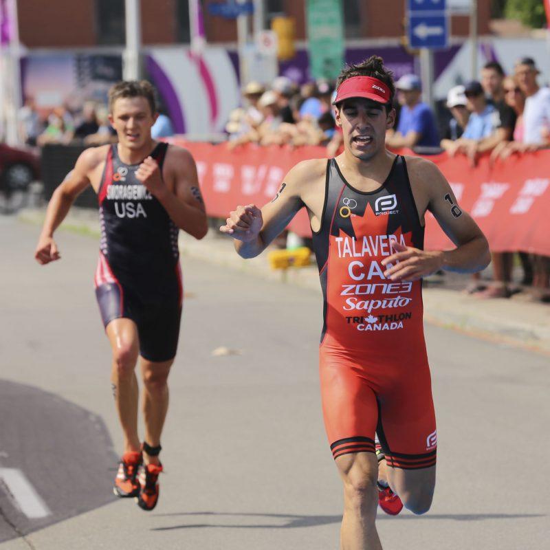 Xavier Grenier-Talavera, Triathlonien: Un sport à la fois
