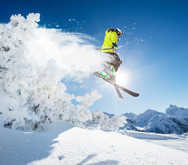 BRENDEN TRUDEAU : SKIER EN NORVÈGE À 17 ANS