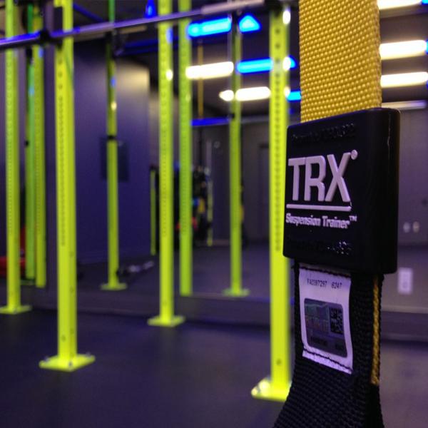 TRX Pilates