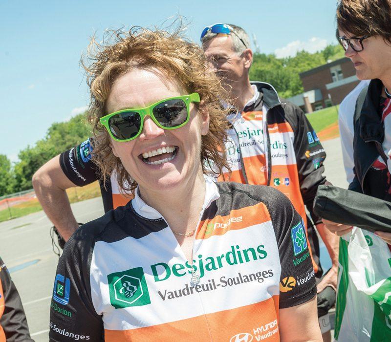 FRANCINE ST-DENIS: Refuser d'être spectatrice