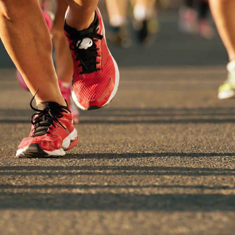 Du 800 mètres au marathon!