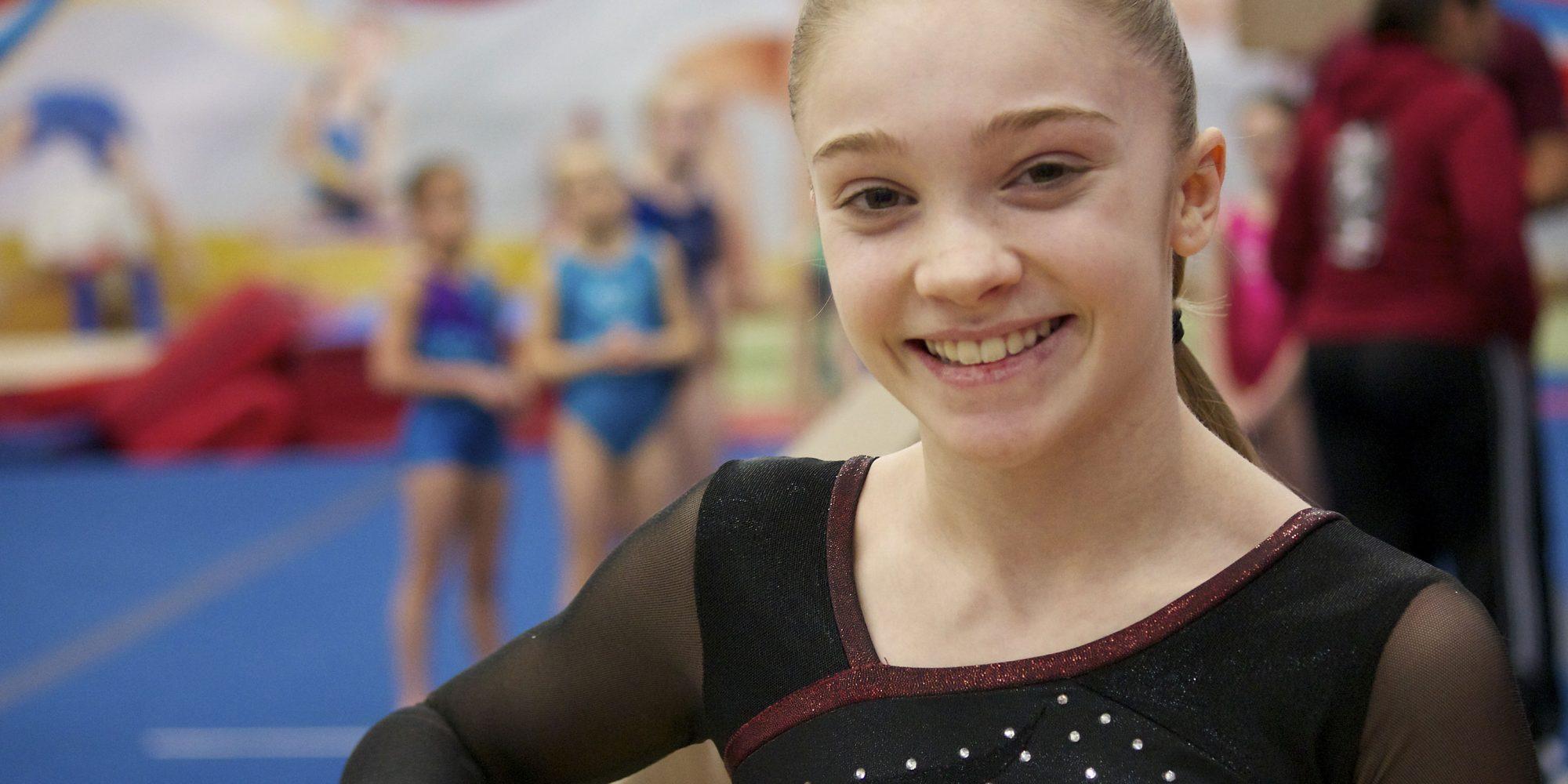 Alexandra Goulet, Gymnaste : Telle est sa quête