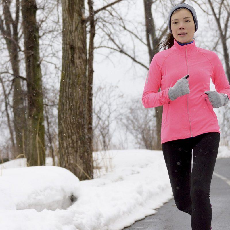 Comment s'habiller pour courir par temps froid?