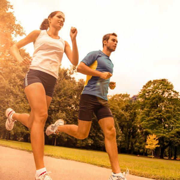 Un bon jour pour courir