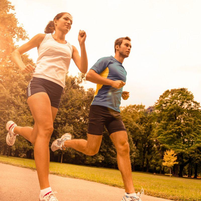 Plan d'entraînement pour la course à la maison