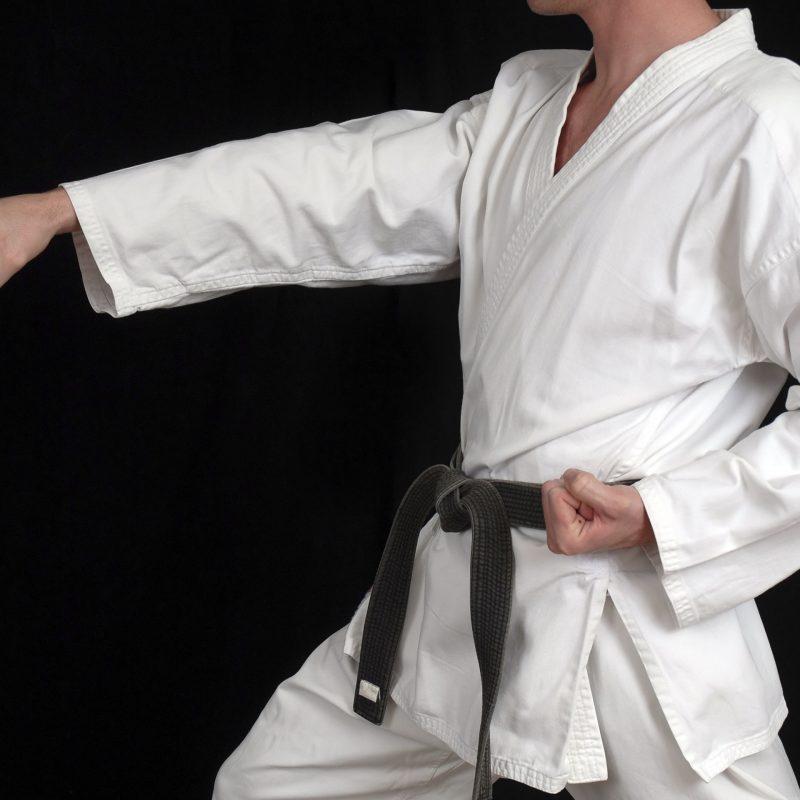 Michel Proulx, Mario Bureau,  Donald Gallant et Éric Lapointe : Club de Judo