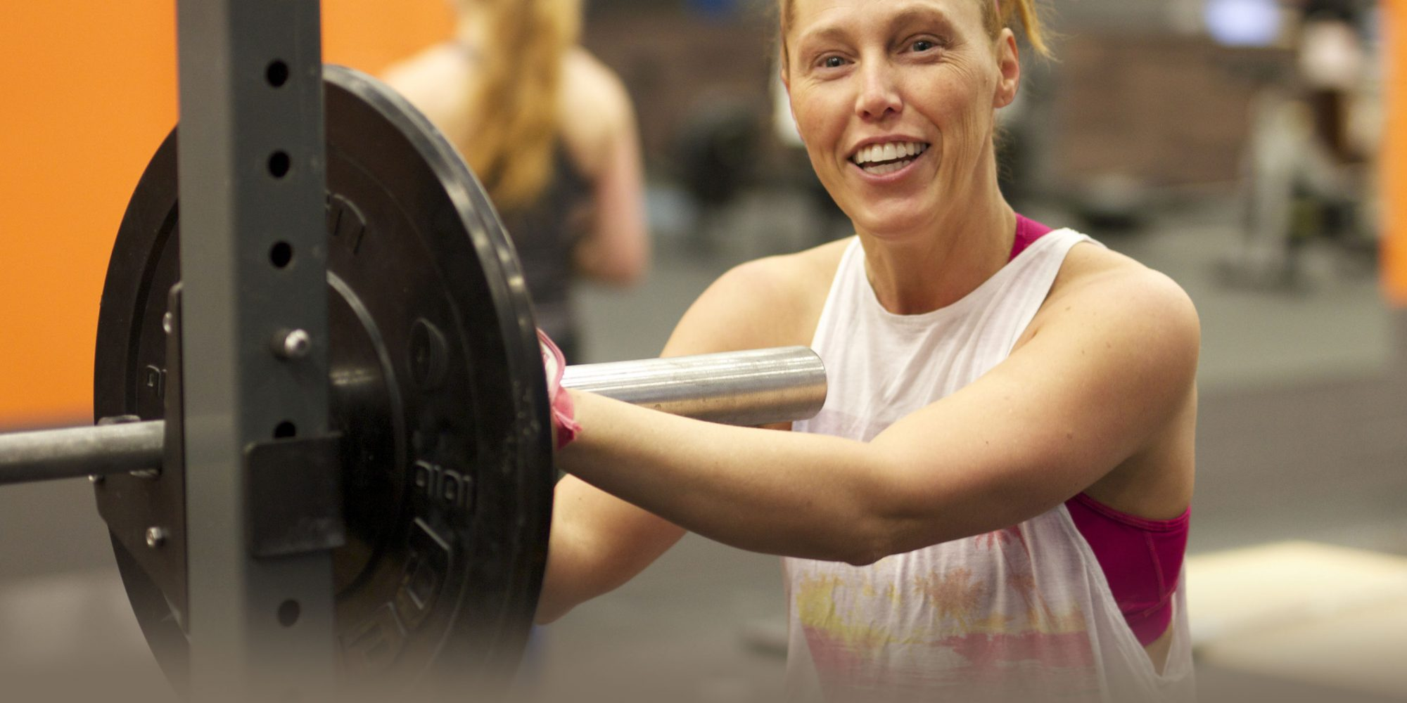 Au gym à 37 ans