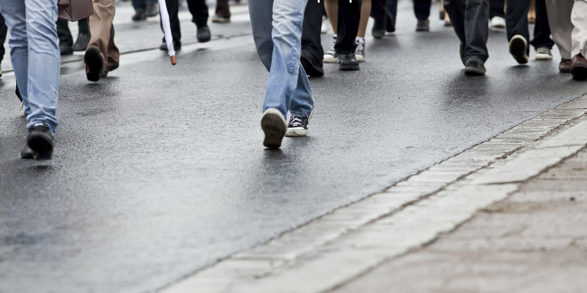10 000 pas pour la vie : Quand marcher sauve la vie
