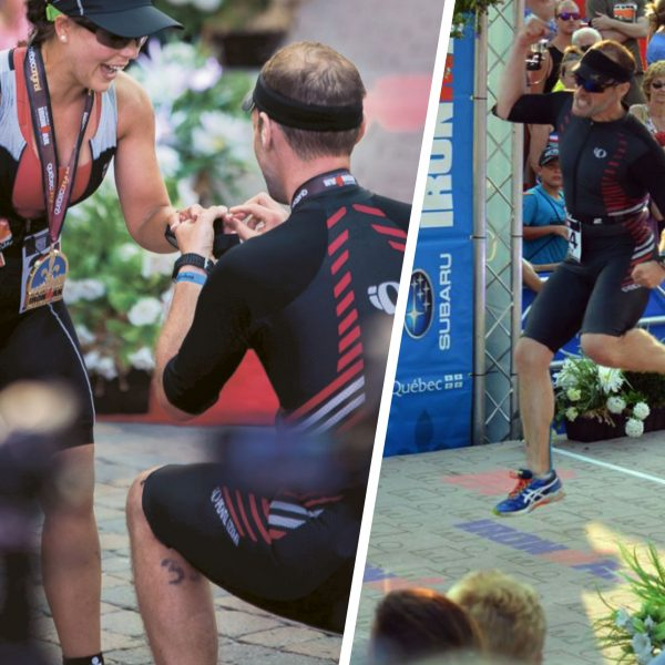Confession d'un triathlonien