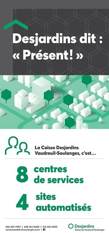 Mai 2019 - Desjardins Vaudreuil-Soulanges