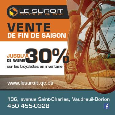 Mai 2019 - Le Suroit