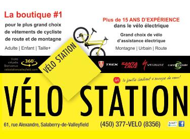Mai 2019 - Velo Station