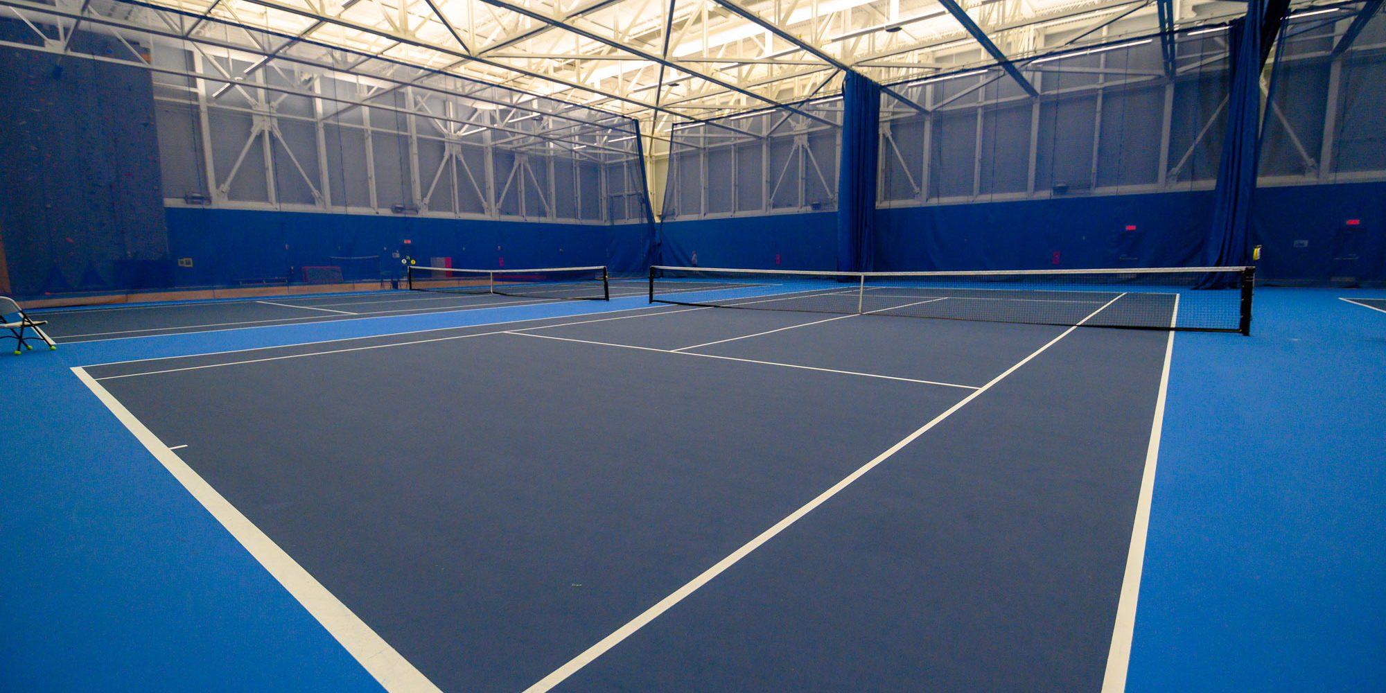 Tennis-Fini acrylique