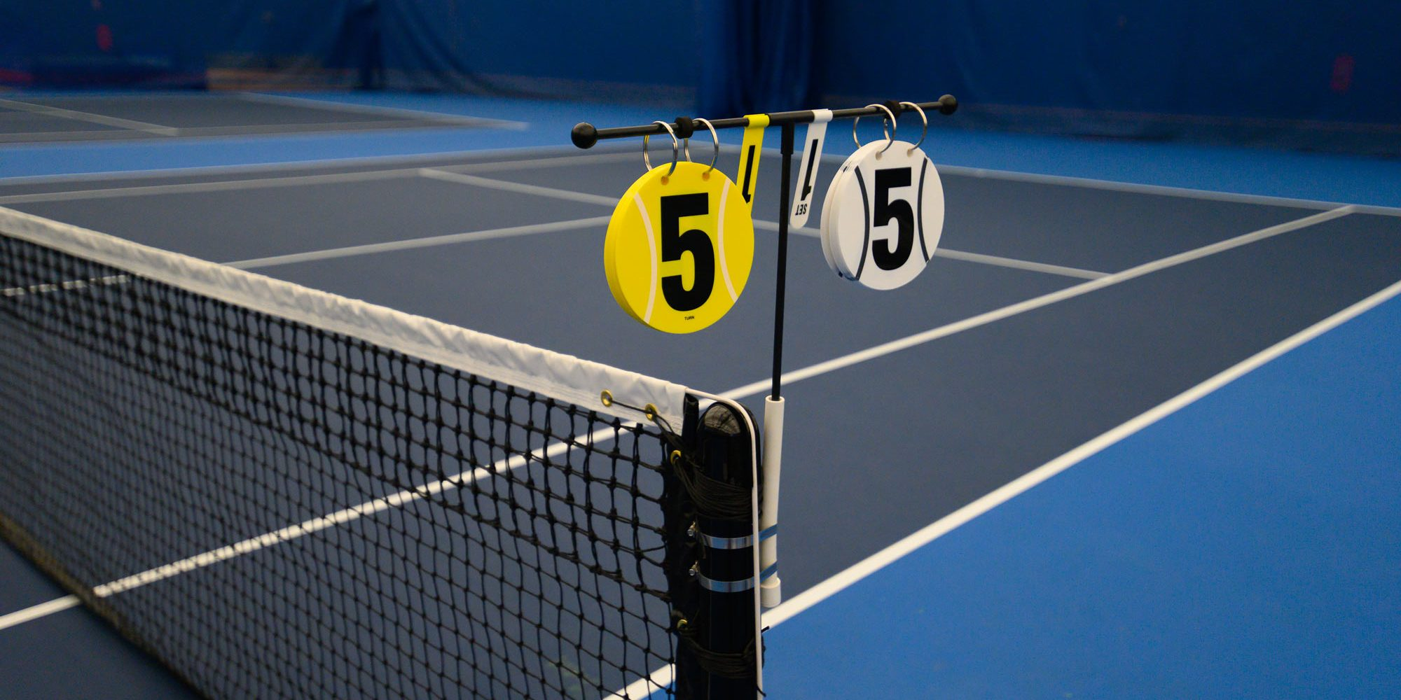 Tennis-compteur de points