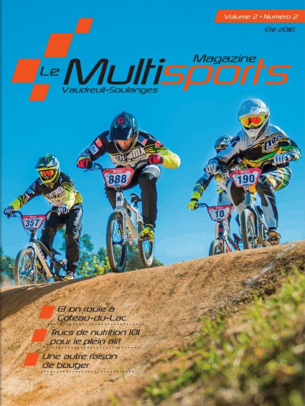 Le Multisports été 2016