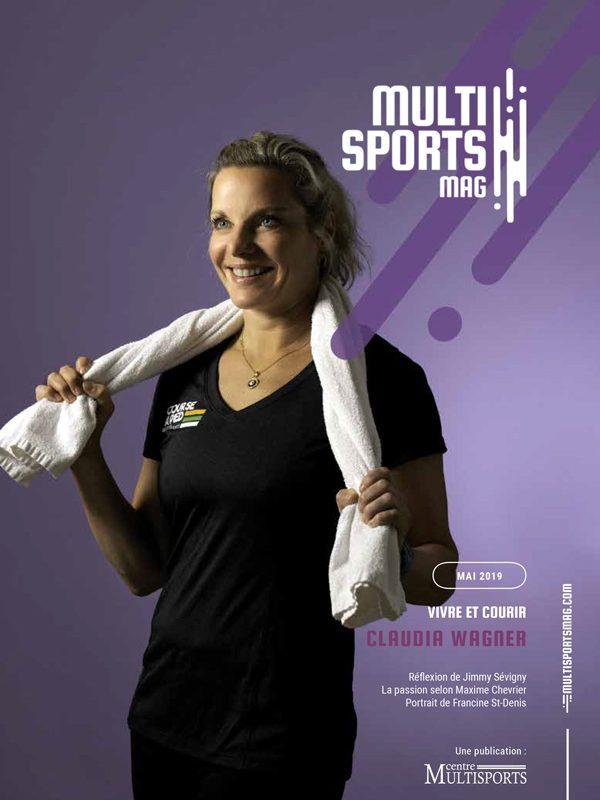 (Français) Claudia Wagner, vivre et courir