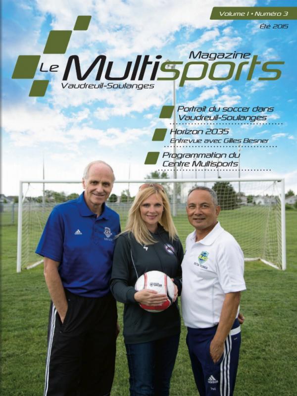 Le Multisports été 2015