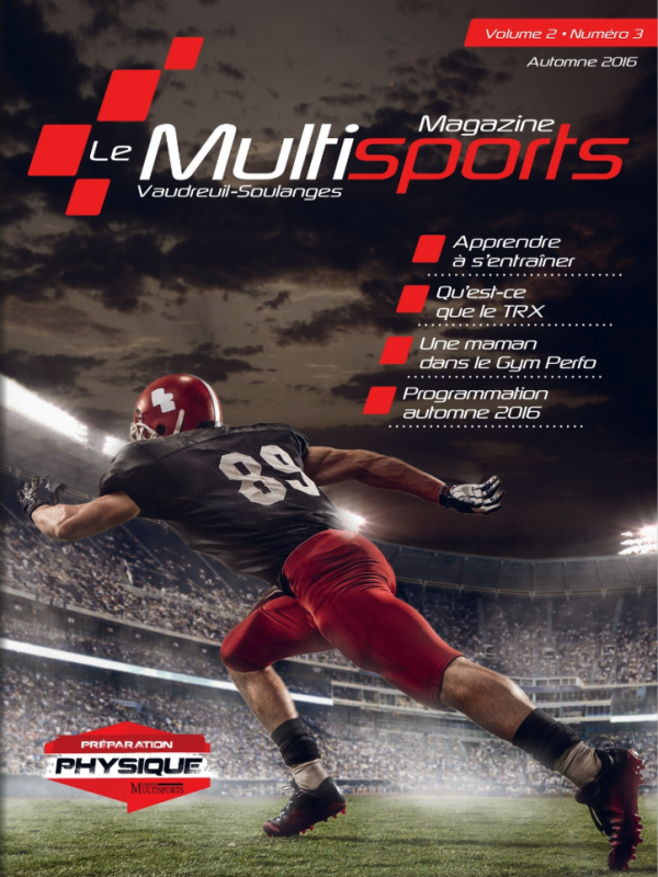 Le Multisports Automne 2016