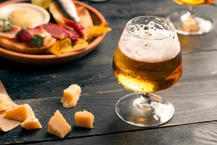La première édition de la Soirée dégustation bières et fromages