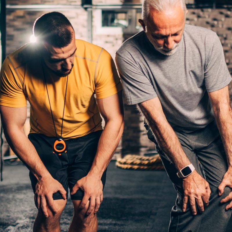 L'arthrose et l'activité physique