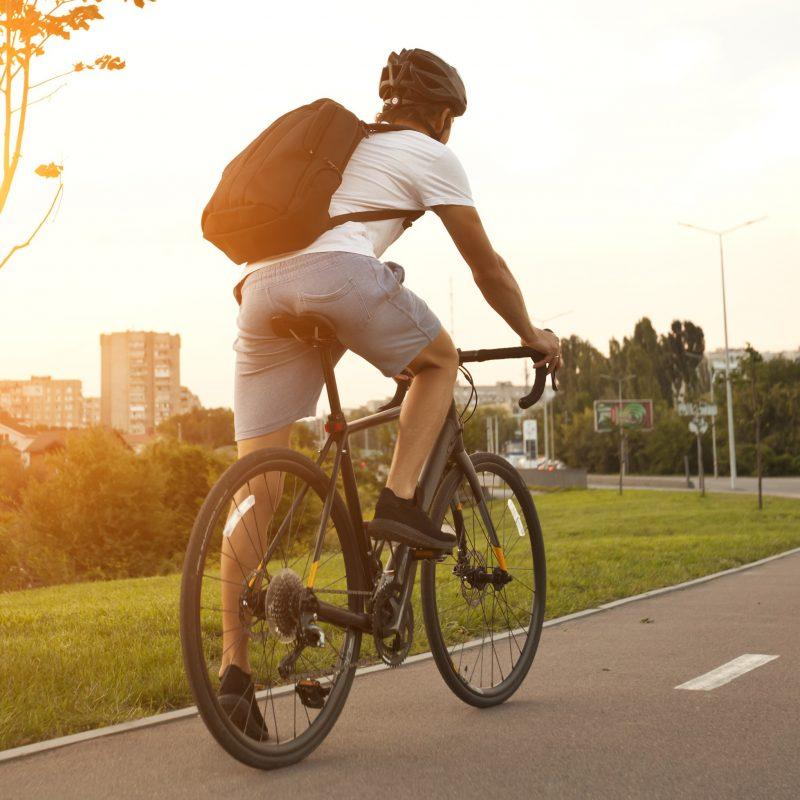 Le vélo: comment se reconnecter avec les plaisirs simples de la vie