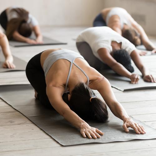 Stretch, Breath & Meditation
